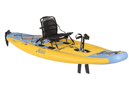 Ho bie Mirage i11s Inflatable Kayak with Mirage Drive 180 Fishing Kayak