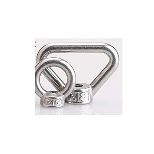Ringmutter aus Edelstahl 304, Ring/Dreieckring/Ringmutter-Runde M4