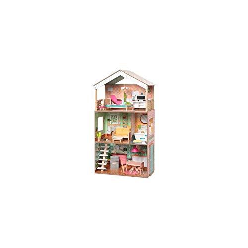 KIDKRAFT Casa delle bambole in legno Dottie - 115 cm