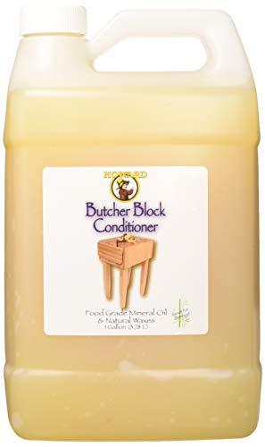 Howard Products BBC128 Black Butcher Block Conditioner, 128 oz