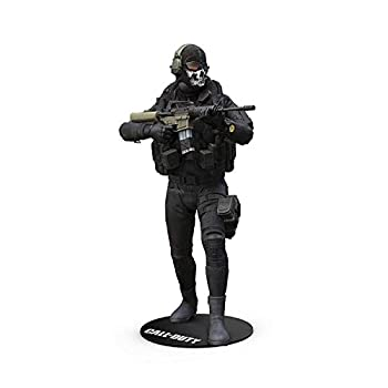 McFarlane Toys Call of Duty Ghost Action Figure Multicolor