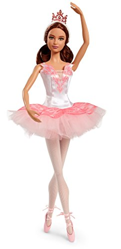 Barbie Collector 2016 Ballet Wishes Doll, African-American by Barbie