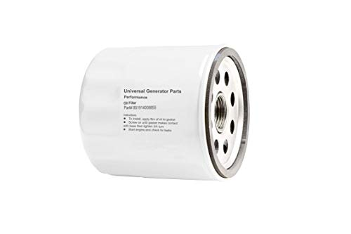 Universal UGP 52 050 02-S Engine Oil Filter Extra Capacity for Kohler CH11 - CH15, CV11 - CV22, M18 - M20, MV16 - MV20 and K582 (Single)