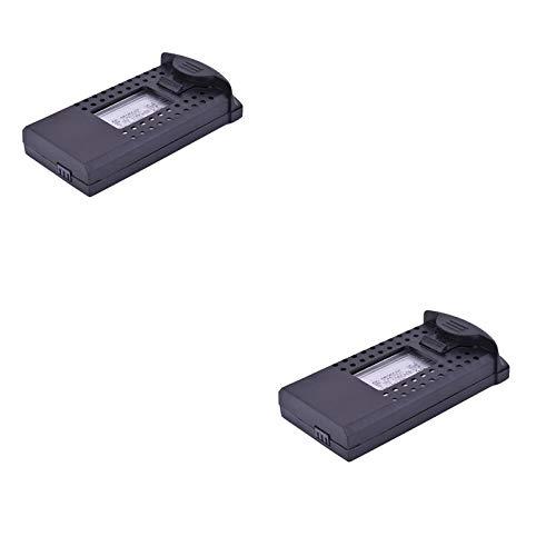 Batteria ricaricabile Li-po 3,7 V 1000 mAh, per Drone Quadrotore DM107S SG700 S169 RC Batteria di ricambio per Drone RC 2 pezzi