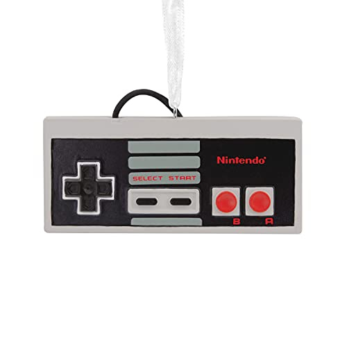 Hallmark Christmas Ornament, Nintendo Entertainment System NES Controller