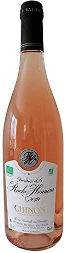 Chinon Bio 2018 - Vino Rosado seco AOC - en 1 botella de 75cl.
