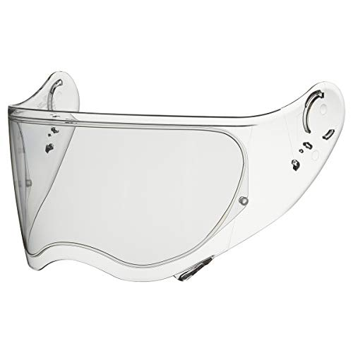 Price comparison product image Shoei Hornet X2 CNS-2 Pinlock Adult Snell & Dot-218 Helmet Shield / Visor,  Clear,  One Size