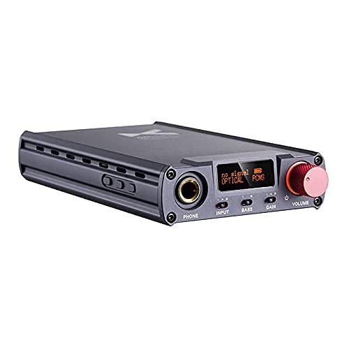 XDUOO XD-05 Basic ES9018K2M PCM384KHz DSD256 XMOS XU208 HiFi Tragbarer...