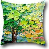Goling BBay art tree Decorative Pillows Cover/Cushion Cas Home Pillow case 1818