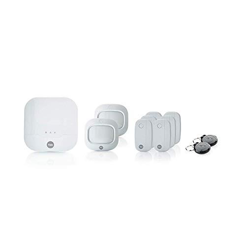 Yale Smart Living IA-311 Yale Sync Smart Home Alarm Starter Set + Sync Alarm Fernbedienung + Sync Alarm Tür- /...