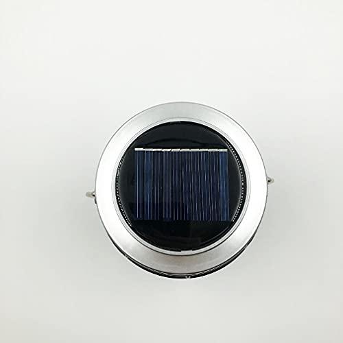MFLASMF Linterna Solar LED Luz para Acampar USB Recargable Linterna para Acampar al Aire Libre Linterna de Emergencia para el hogar