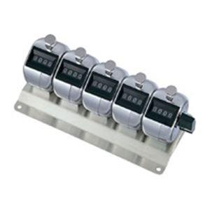 (業務用3セット) プラス 数取器 KT-500 5連用 〔×3セット〕
