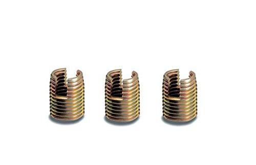 Ensat®-S Gewindereparatur-Einsätze M 2 - M 30, Gewindeeinsätze, Gewindebuchse: M 6 x 14 mm, Messing