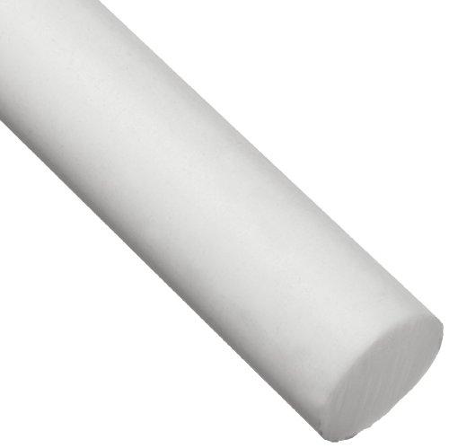 3//4 Diameter ASTM D6262 S-PAEK 0111 Standard Tolerance Opaque Off-White PEEK 1000 Round Rod 36 Length 3//4 Diameter 36 Length Small Parts Polyetheretherketone