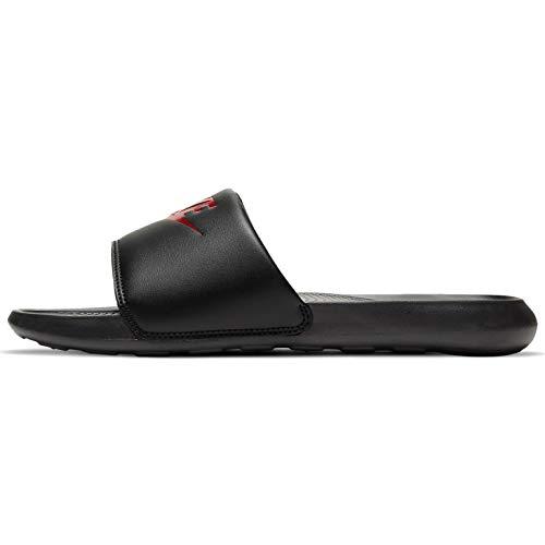 Nike Zapatillas de gimnasia de entrenamiento para hombre, (Negro/Rojo), 42.5 EU