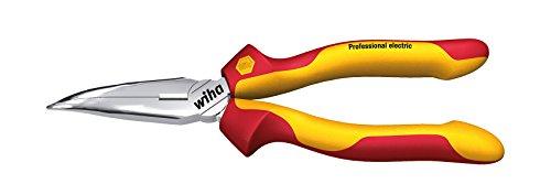 WIHA 26728 - Alicates boca semi-redonda Professional