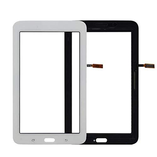 HUOGUOYIN Kit de reemplazo de Pantalla Ajuste para Samsung Galaxy Tab 3 Lite T110 / T111 7.0 Pulgadas Pantalla táctil LCD digitalizador/WiFi / 3G Kit de reparación de Pantalla de Repuesto