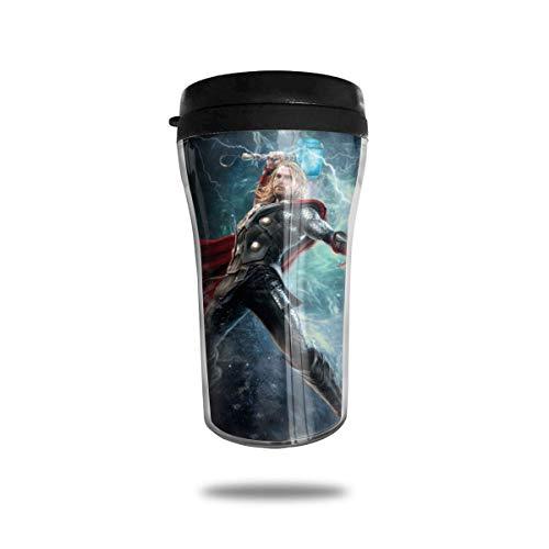 Tazas de café Thor, taza de viaje, taza de vaso más cálida,...