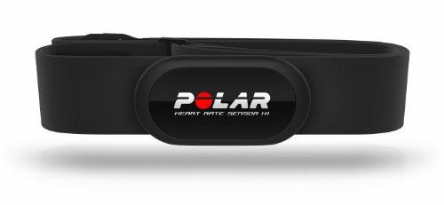 POLAR H1 Herzfrequenz-Sensor Set, black, M-XXL, 92043528