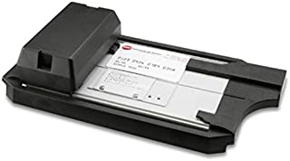 Addressograph Bartizan 4850 Credit Card Imprinter (with Name Plate)