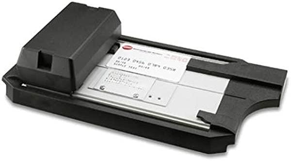 Addressograph Bartizan 4850 Credit Card Imprinter With Name Plate