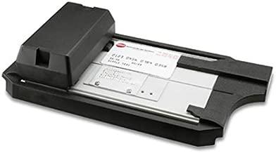 Addressograph Bartizan 4850 Credit Card Imprinter (with Name Plate)