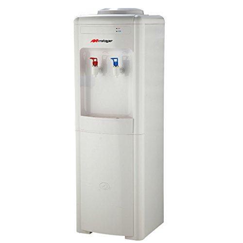 Dispensador de Agua Fria y caliente con COMPRESOR. Marca MIRAGE DISX10