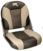 DEKA Fish Pro 100 Bootsstuhl f/ür dein Angelboot ***NEU*** Erh/ältlich in 3 Farben *** Super Sitzkomfort *** Extra hohe R/ückenlehne *** Integriertes Staufach auf der R/ückseite