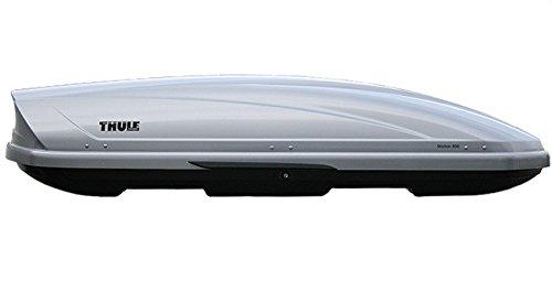 """THULE 620800 Coffre de Toit Voiture Rigide Motion XL 800, 460 L, Gris """"production interrompue"""""""