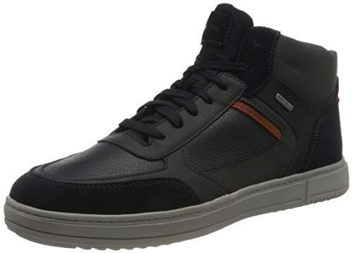 Geox Herren U LEVICO B ABX C Sneaker, Navy, 44 EU