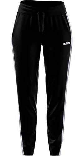 adidas Damen Trainingshose Design 2 Move 3-Streifen, Black, XL