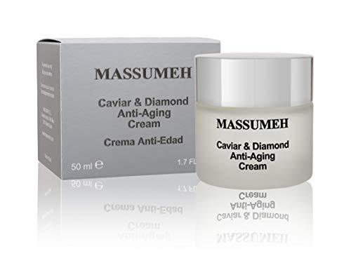 Massumeh Caviar y Diamond Anti-Aging Cream - 50 ml