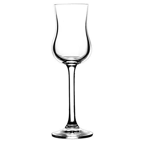 Bohemia Diseñador checo Cristal Whisky Cáliz Copa Nieve Pera Tulipán Fragancia Olor Licor Ron Cata de vino Copa Brandy Snifters