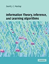 Information Theory, Inference and Learning Algorithms Hardback