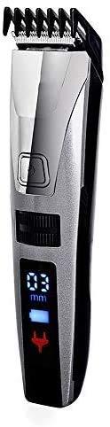 XGBDTJ Woner Haarschneider Für Männer Cordless Led Mode Living Profi-Haarschneidemaschine Set Ipx5 Wasserdichte Usb Aufladbare Ausgerüstet Mit 3-22Mm Kammaufsatz (Color : Colour, Size : Size)