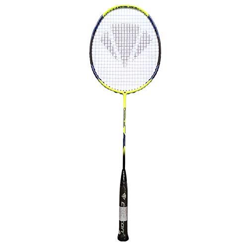 Prokick Carlton Carbotec 1000 High Flex Strung Badminton Racquet - Lime