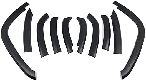 Jeep compass fender flares