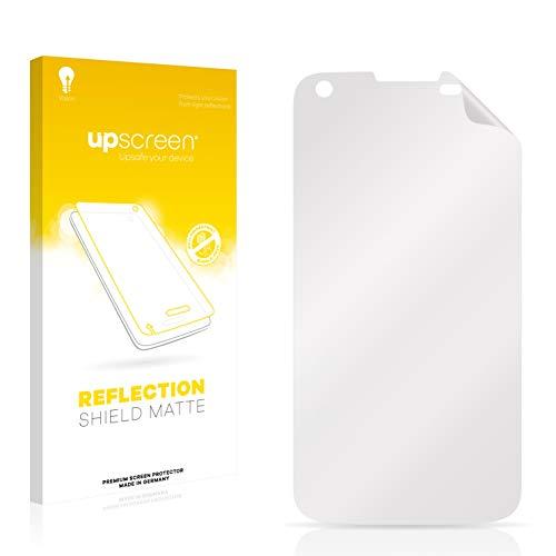 upscreen Entspiegelungs-Schutzfolie kompatibel mit Kazam Th&er 340W – Anti-Reflex Bildschirmschutz-Folie Matt