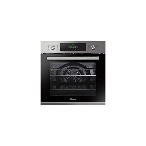 CANDY - Four encastrable pyrolyse FCT686X Timeless 70L Inox Wifi