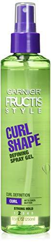 Garnier Aerosol de Gel de definición Fructis Style Curl Shaping–definición de rizos y acabado firme–250ml