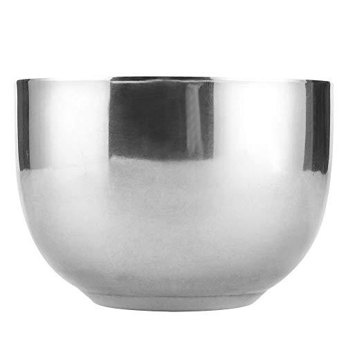 Taza de doble capa, taza de bebida de accesorios de cocina de 10 piezas 04 Taza de agua de acero inoxidable para oficina para el hogar