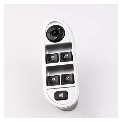 TASGK Interruptores de reguladores de la Ventana Delantera Ajuste para JAC J3 3750310U8160