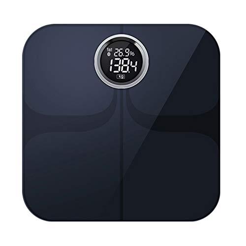 Intelligent Lichaamsvet Schaal, Digital Gewicht Weegschaal & Intelligent BMI Body Fat Scale, Used To Body Fat Rate Body Composition Monitoren BMI Muscle Meet