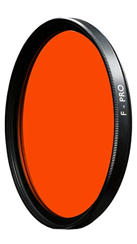 B+W 58mm Orange Camera Lens Contrast Filter with Multi Resistant Coating (040M)