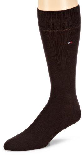 Tommy Hilfiger Herren Socken Th Men Classic 2er Pack, BLICKDICHT, Braun (kensington 937), Gr. 39/42