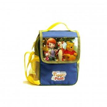 Spel School Backpack, 000606 Winnie The Pooh, blau - blau, 000606