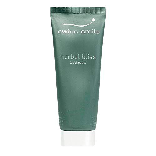swiss smile vitalisierende Kräuter-Zahnpasta,75ml