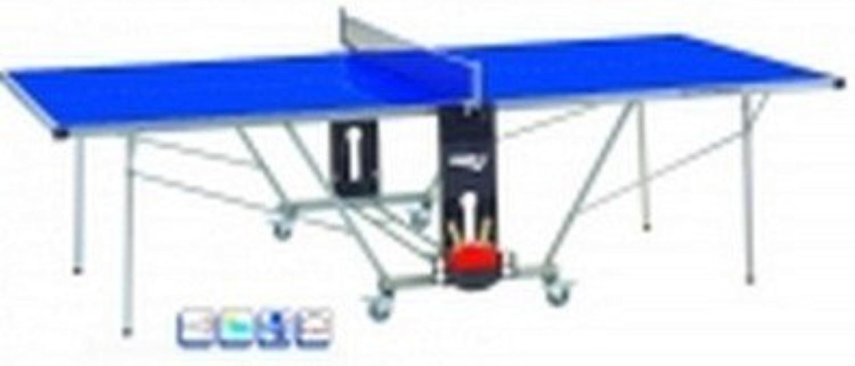 Los mejores precios y los estilos más frescos. Mesa Ping Pong Outdoor Outdoor Outdoor Olympic con ruedas plegable  Entrega gratuita y rápida disponible.