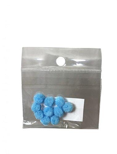 10 x Boules/boulettes de parfum (env. 8–10 mm) parfumés Pendentif