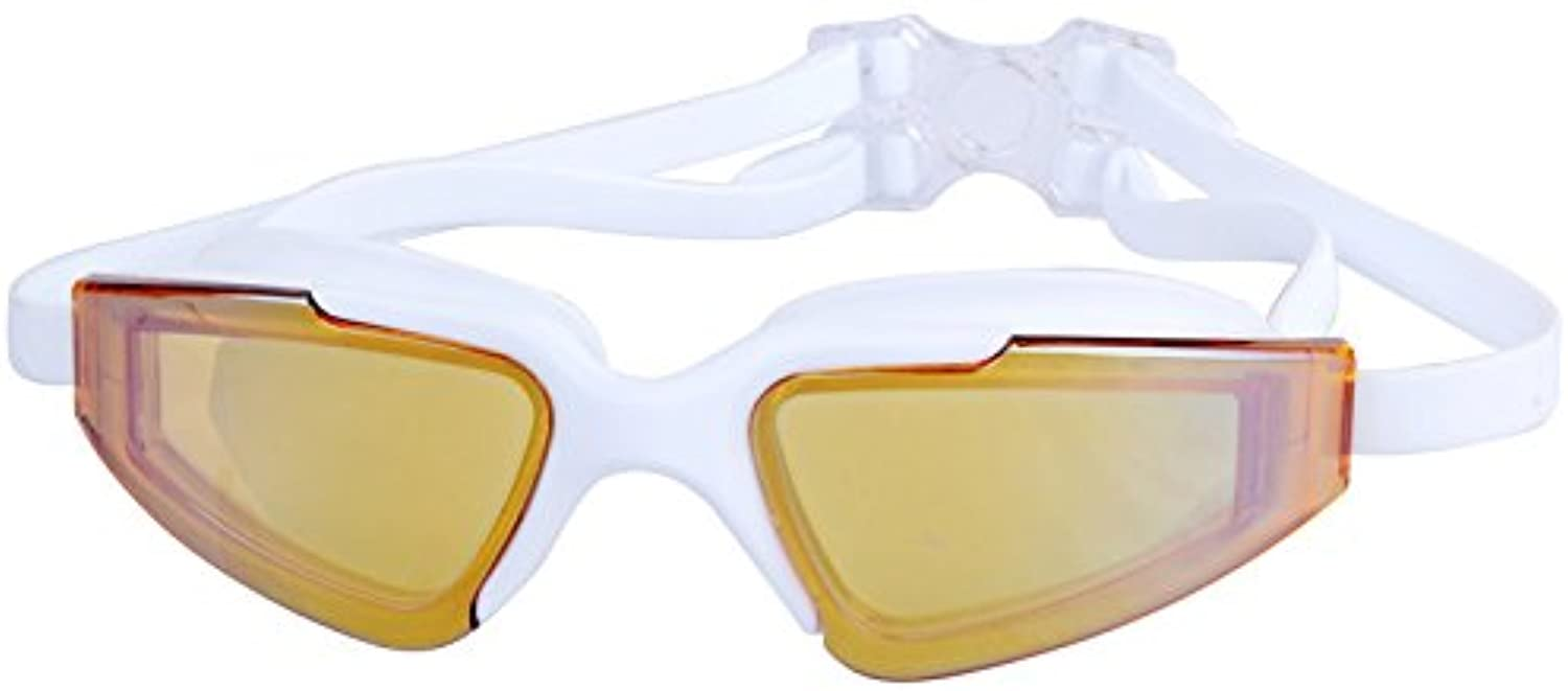 Swimming Goggles,Waterproof and AntiFog Swimming Goggles Swimming Goggles Plated Sun Goggles AntiFog